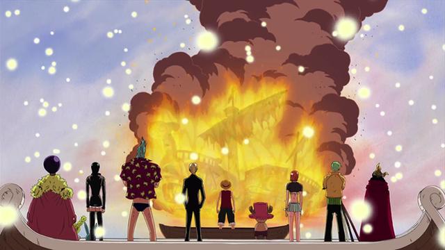 Những cái chết cảm động nhất trong thế giới truyện tranh
