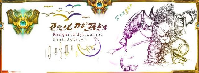 Trâu được biết đến với khả năng đánh Rengar, Udyr khủng khiếp.