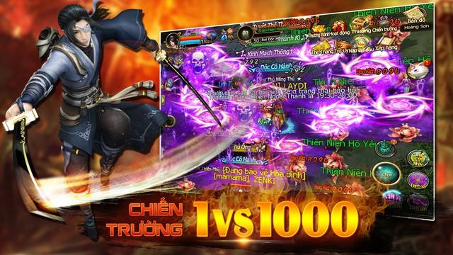 Chiến trường 1vs1000
