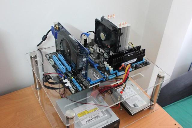 Xây dựng cấu hình máy tính cho game thủ với giá 8 - 12 triệu