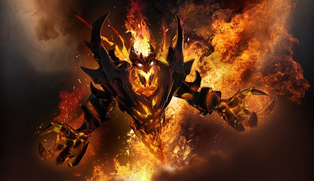 DOTA 2: Sự trở lại của vị chúa quỷ Shadow Fiend