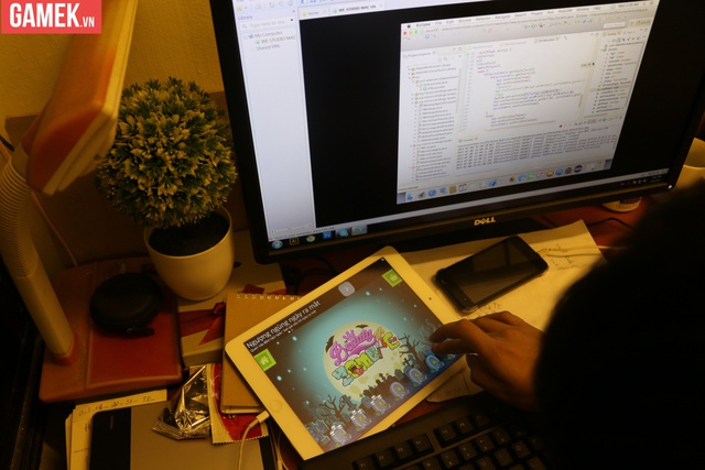 Lập trình game mobile tại Việt Nam có thể kiếm 45 triệu đồng/tháng
