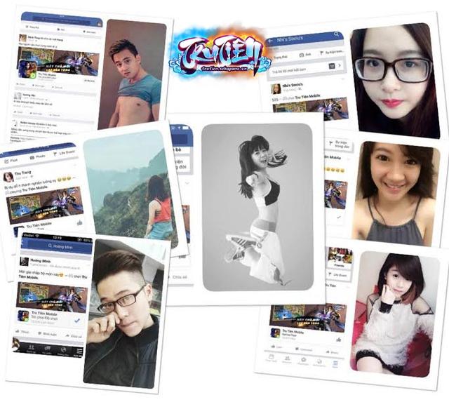 """Tru Tiên Mobile đang là tựa game thu hút nhiều """"trai xinh, gái đẹp"""" sành điệu"""