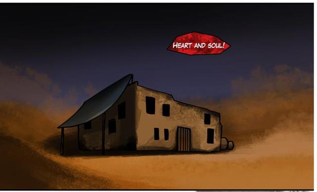 Truyện tranh tiểu sử hero DOTA 2: Shadow Fiend – Kẻ đánh cắp linh hồn