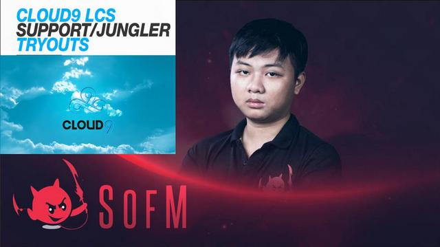 Các fan đang ngóng trông SOFM Apply vào đội hình Cloud 9.