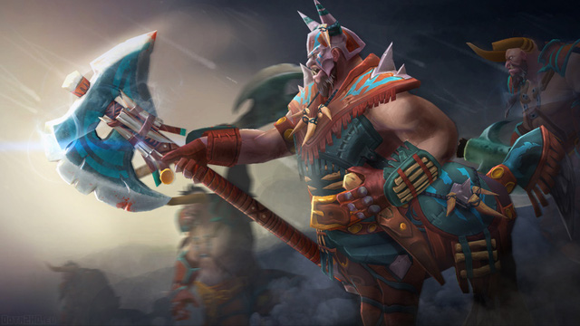 Centaur - một trong những vị tướng trâu bò nhất DOTA 2.
