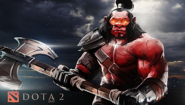 Valve cuối cùng cũng đã thực hiện lời hứa ra mắt DOTA 2 Immortal Axe