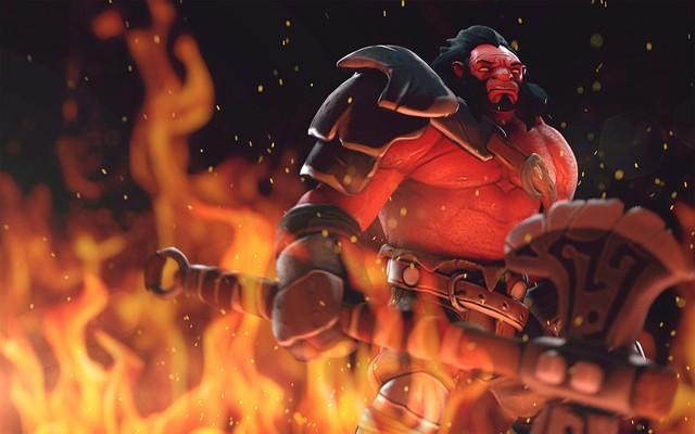 Sau khi có comic The last Castle, Axe nay sẽ sở hữu thêm một món Immortal mới.