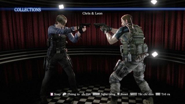 Resident Evil 6 đã được Việt hóa hoàn chỉnh