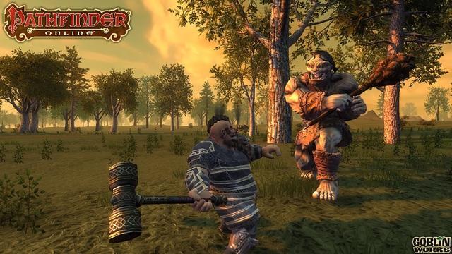 Game trung cổ Pathfinder đã cho phép game thủ đăng ký chơi