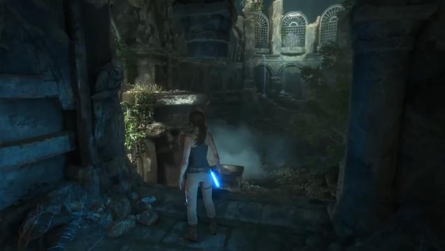 Sẽ có nhiều hầm mộ phức tạp để phục vụ các fan Tomb Raider lâu năm.