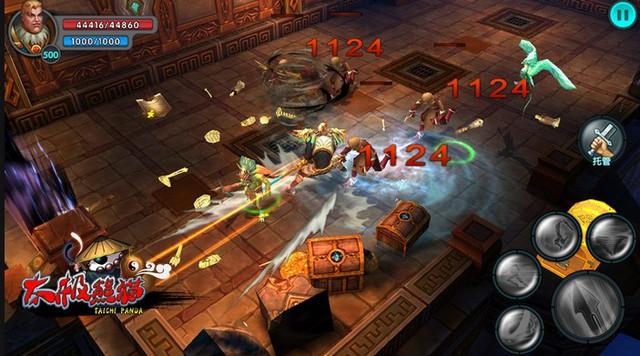Thái Cực Hùng Miêu - Game mobile ăn khách của Snail Games