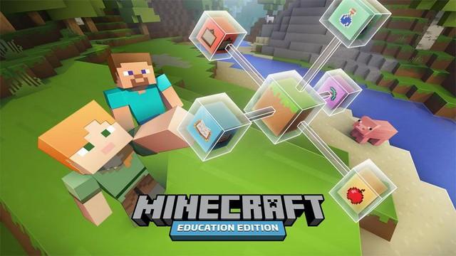 MineCraft sẽ được đưa vào dạy tại trường học vào mùa hè 2016 tới