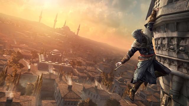Hãng game nổi tiếng Ubisoft lo sợ bị xóa sổ