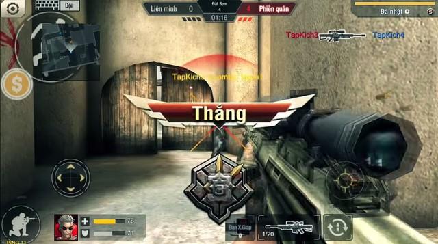 Top 10 game mobile online Việt Nam thành công nhất nửa đầu năm 2016 (P.1)