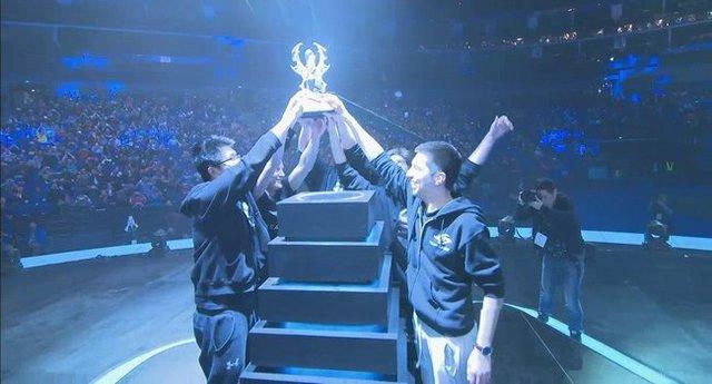 Team Secret: Nhà vô địch giải đấu DOTA 2 Shanghai Major
