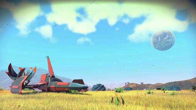 Với những cảnh đẹp huy hoàng thế này, người chơi thể dễ dàng có ngay một tấm hình nền đặc sắc, không đụng hàng ai