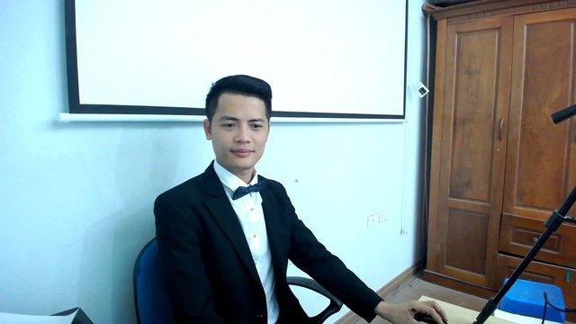 Thầy giáo Hoàng Văn Hải
