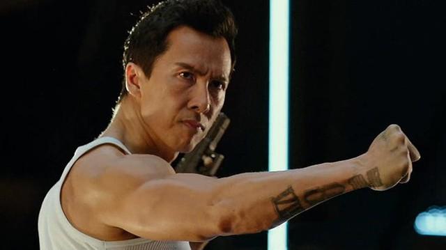 Nhân vật của Chân Tử Đan là đối thủ đáng gờm nhất với Vin Diesel