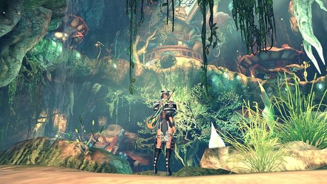 Blade and Soul sở hữu nền đồ họa tương đối đẹp và dễ nhìn
