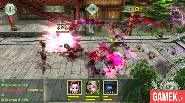 Võ Lâm Ngoại Truyện Mobile sắp được 360game phát hành tại Việt Nam