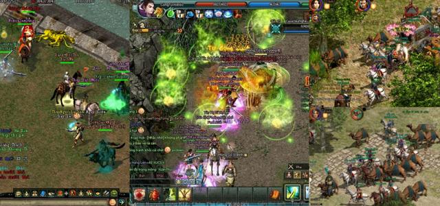 VLTK, Kiếm Thế, Chinh Đồ - Tam đại huyền thoại của làng game online Việt.