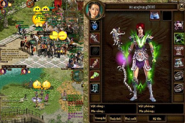 Chinh Đồ vẫn là thương hiệu huyền thoại, cuốn hút đông đảo game thủ bởi những tính năng độc đáo.