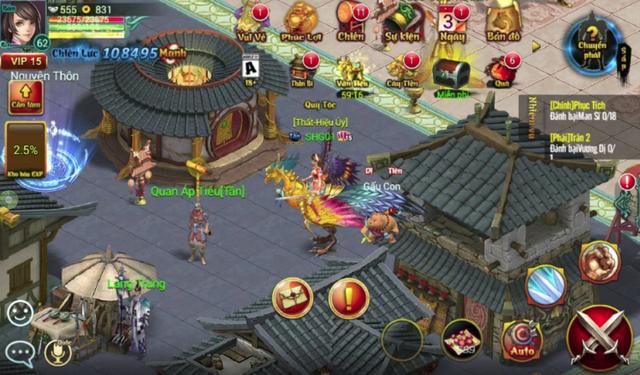 Nhiều game thủ Chinh Đồ Mobile đã đề xuất NPH khóa tài khoản vĩnh viễn đối với những người chơi cướp tiêu.