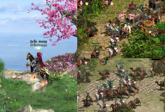 Chinh Đồ sẽ trao về tay người chơi vinh dự lên ngôi Hoàng đế, cai trị một đất nước với hàng trăm ngàn thần dân.