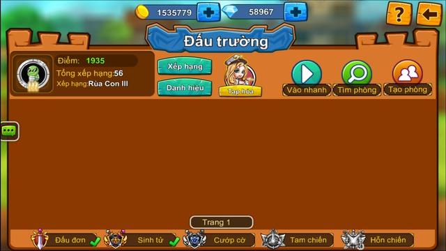 Game Việt Gungun Online - Gunbound trên di động Closed Beta 16/06