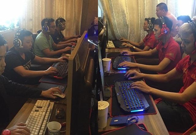 AoE Trung - Việt 2016 đang đi đến những trận quyết chiến cuối cùng.