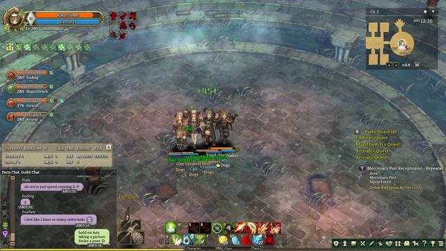 Những người đầu tiên đạt max level trong Tree of Savior.