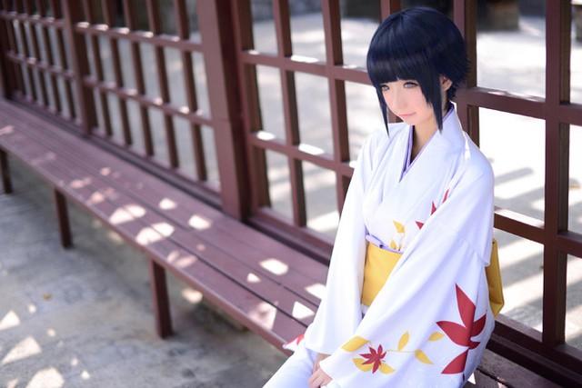 Kinh ngạc với cosplay Hinata chân thực đến không tưởng