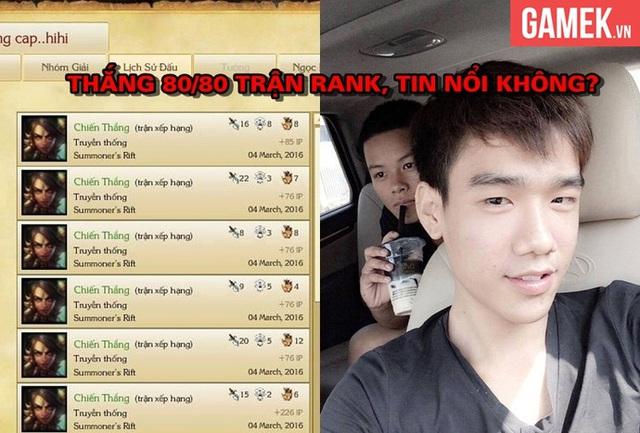 Quên 80 trận đi, 101 mới đang là kỷ lục bất bại của Liên Minh Huyền Thoại Việt