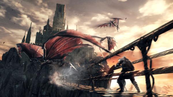 Dark Souls 2 hé lộ gameplay đầu tiên 1