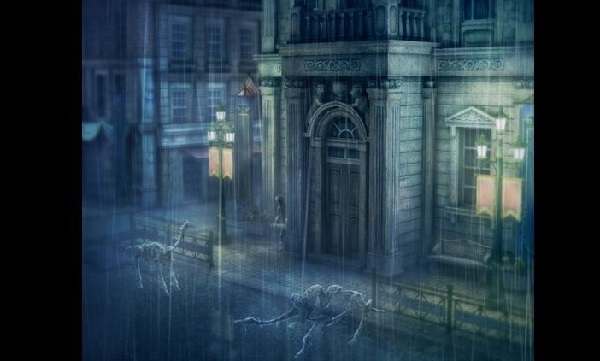 Rain: Tựa game độc đáo mới của Sony 3