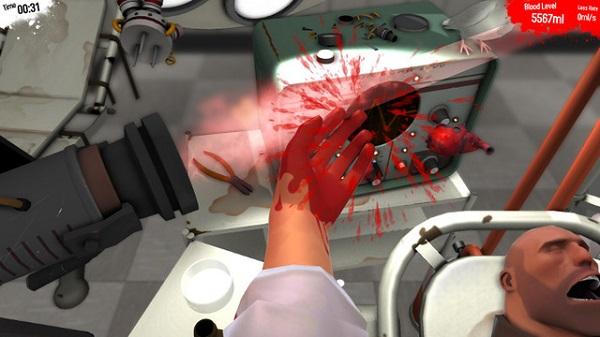 Surgeon Simulator kết hợp Team Fortress 2 2