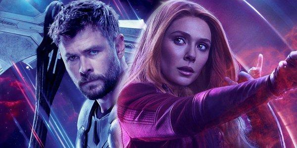 Wanda và Thor: Ai mới là người phải chịu nhiều đau thương nhất vũ trụ điện ảnh Marvel?