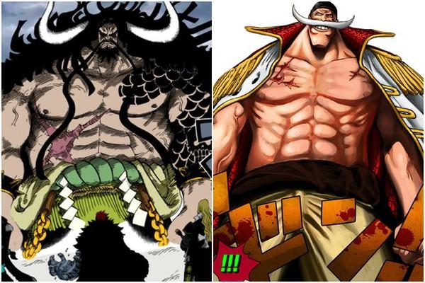 One Piece: Nếu Shanks không ngăn cản, Kaido rất có thể đã nhấc bổng Marineford để làm loạn