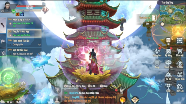 Loạt tính năng cực hay ho của Perfect World VNG - Siêu phẩm kế thừa tinh hoa của huyền thoại