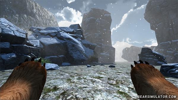 Bear Simulator: Đổi gió khi vào vai động vật 2