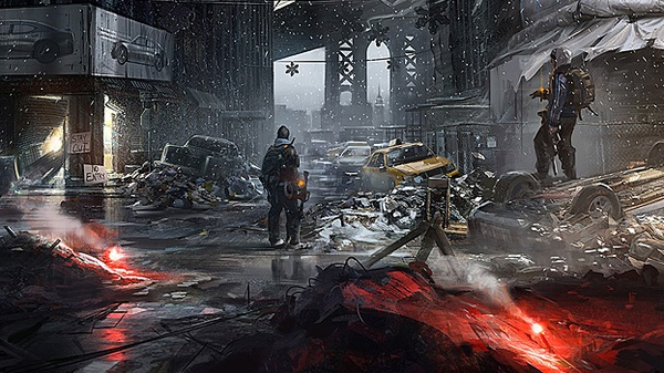 The Division khiến cha đẻ Metal Gear Solid muốn... bỏ việc 2