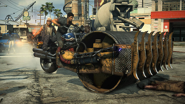 Dead Rising 3 PC công bố ngày phát hành 3