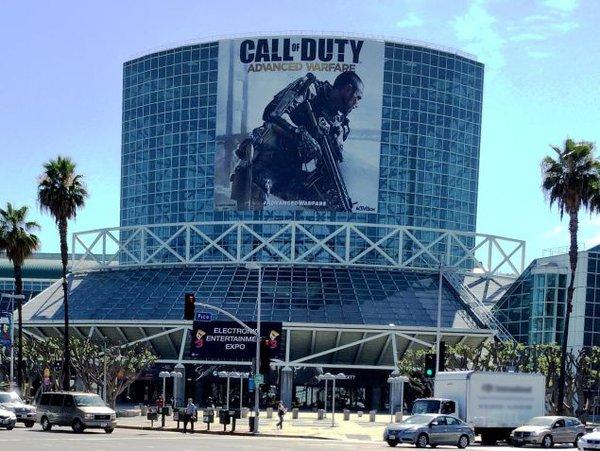 Dạo chơi E3 2014 trước ngày khai mạc 3