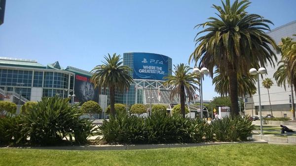 Dạo chơi E3 2014 trước ngày khai mạc 4