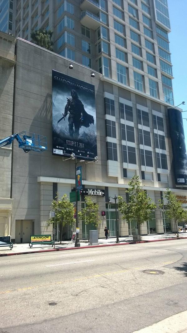 Dạo chơi E3 2014 trước ngày khai mạc 6