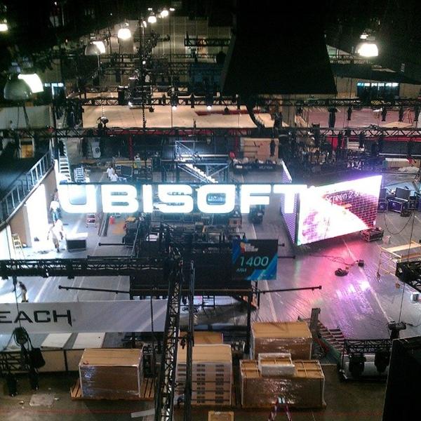 Dạo chơi E3 2014 trước ngày khai mạc 11