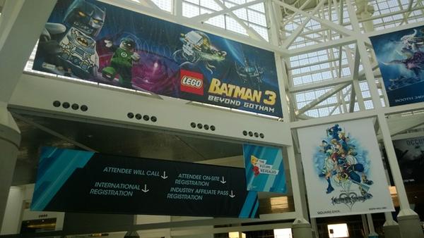 Dạo chơi E3 2014 trước ngày khai mạc 15