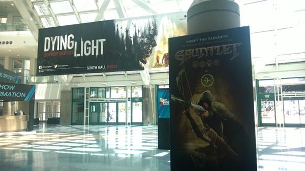 Dạo chơi E3 2014 trước ngày khai mạc 16