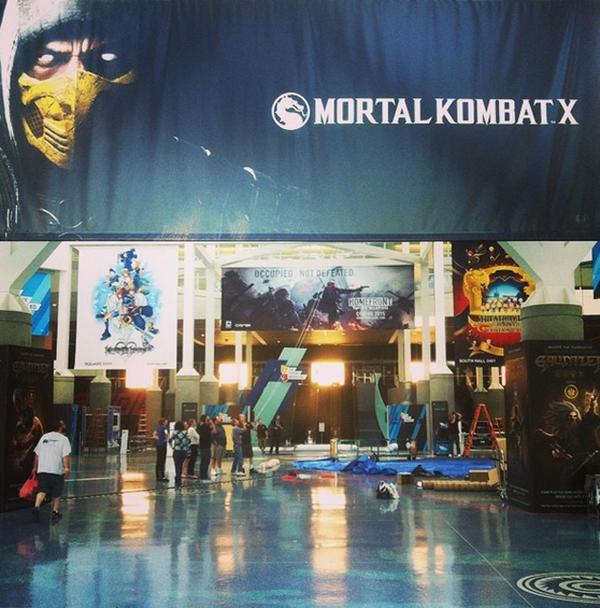 Dạo chơi E3 2014 trước ngày khai mạc 20